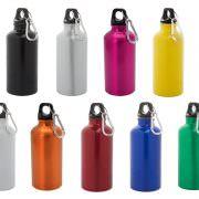 Alu-Flasche mit 400 ml Fassungsvermögen