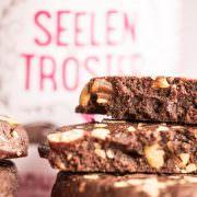 Schokolade-Nuss Cookies