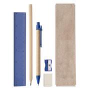 Büro / Schreibset blau
