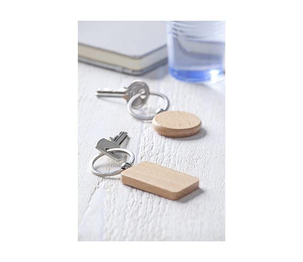 Holz Schlüsselanhänger 3
