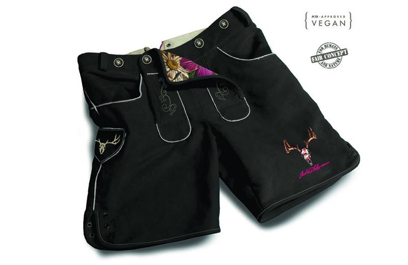 Vegane Lederhose für Damen 3