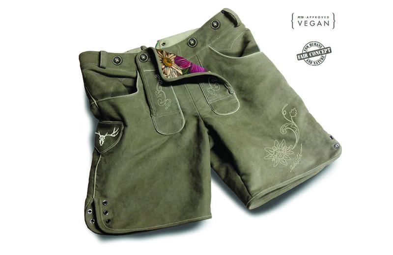 Vegane Lederhose für Damen 5