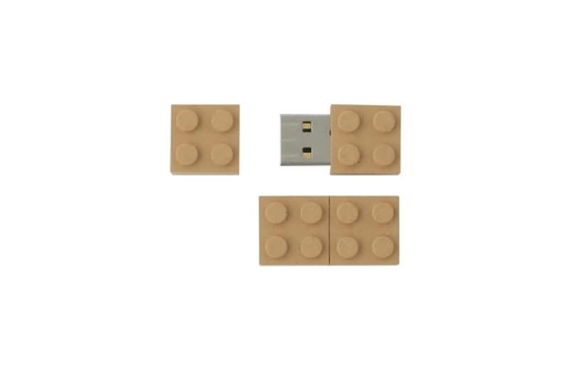 Recycling USB-Stick lego