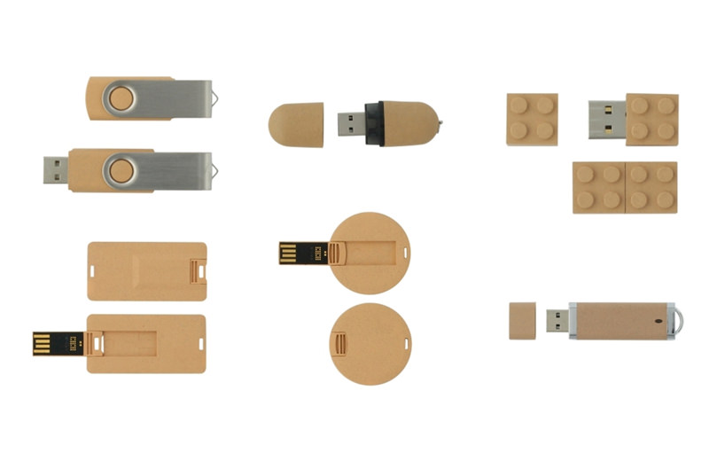 Recycling USB-Sticks