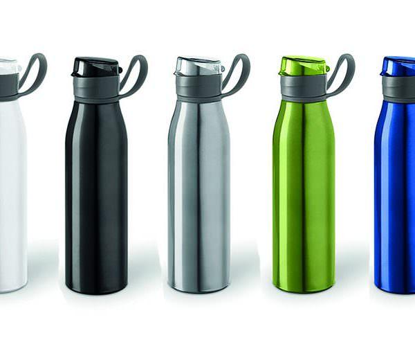 Designer Alu-Trinkflaschen