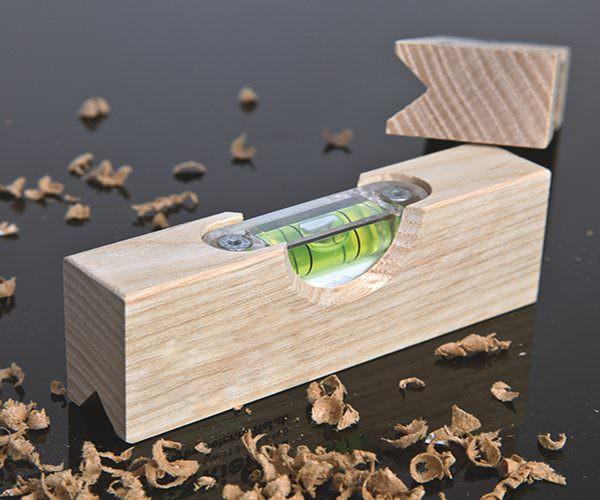 Holz Wasserwaage 11 cm