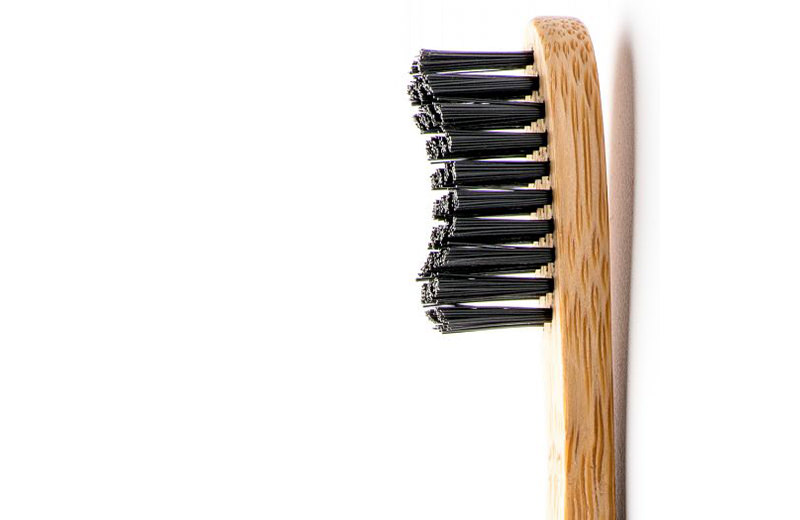 Humble Zahnbürste schwarz