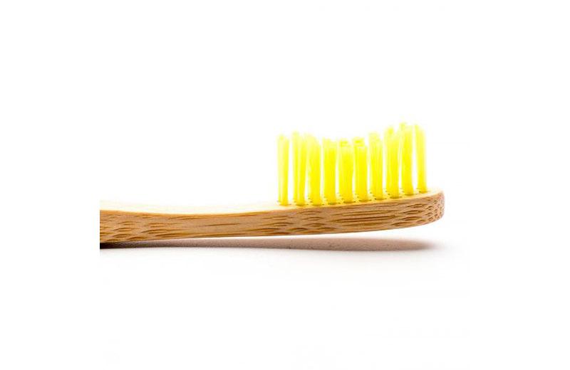 Humble Zahnbürste gelb