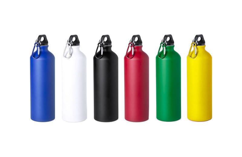 Große Alu-Trinkflasche alle Farben