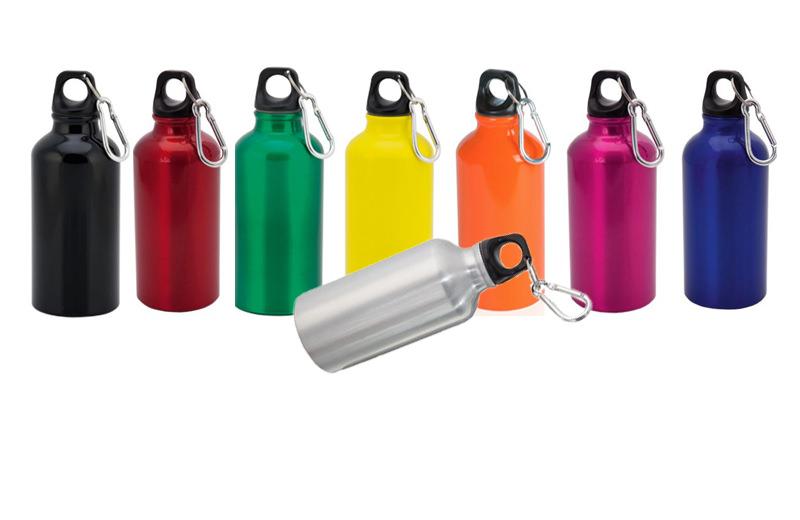 Kleine Alu Trinkflaschen