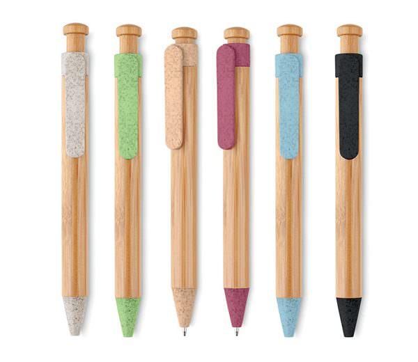 Kugelschreiber Bambus Deluxe
