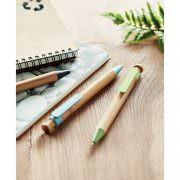 Kugelschreiber Bambus Deluxe ambience