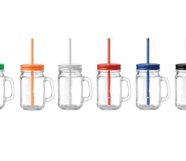 Tropical Trinkglas alle Farben
