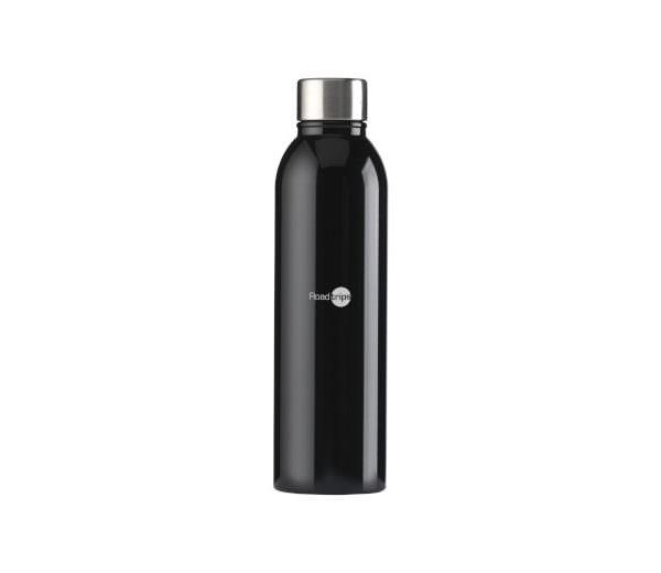 Freizeit Thermosflasche schwarz