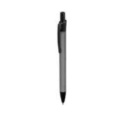 Aluminium Kugelschreiber Lissa schwarz/silber