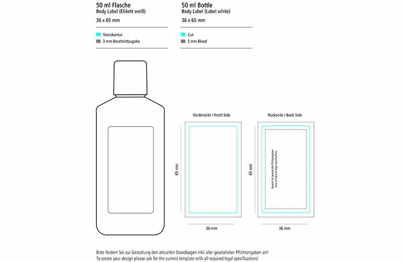 Antibakterielles-Handreinigungsgel-50-ml-in-rPET-Flasche-Werbefläche