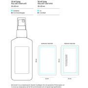 Antibakterielles-Handreinigungsspray-50-ml-in-rPET-Flasche-Werbefläche