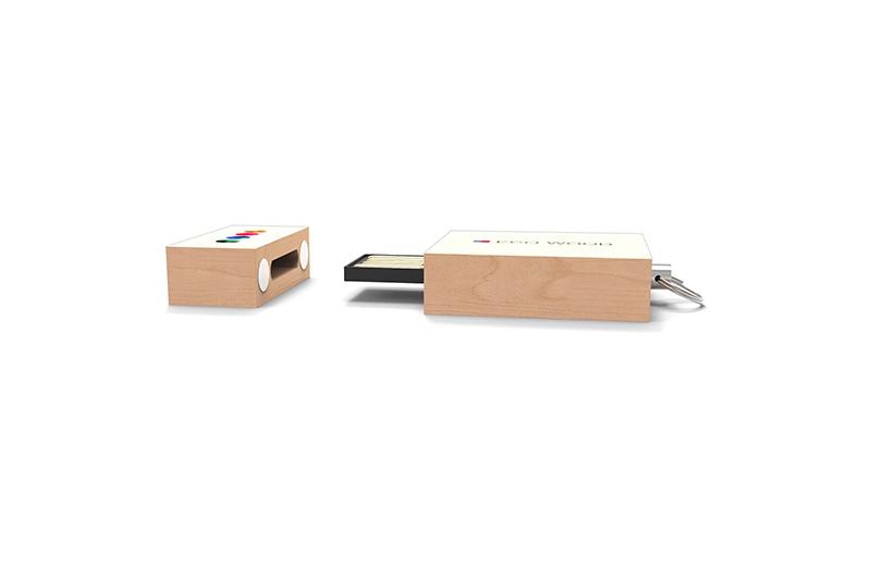 Holz-USB-Stick mit 5 Tage Express-Lieferung 2