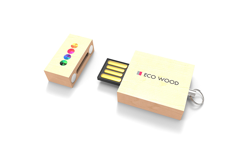 Holz-USB-Stick mit 5 Tage Express-Lieferung
