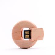 Holz-USB-Stick Cookie