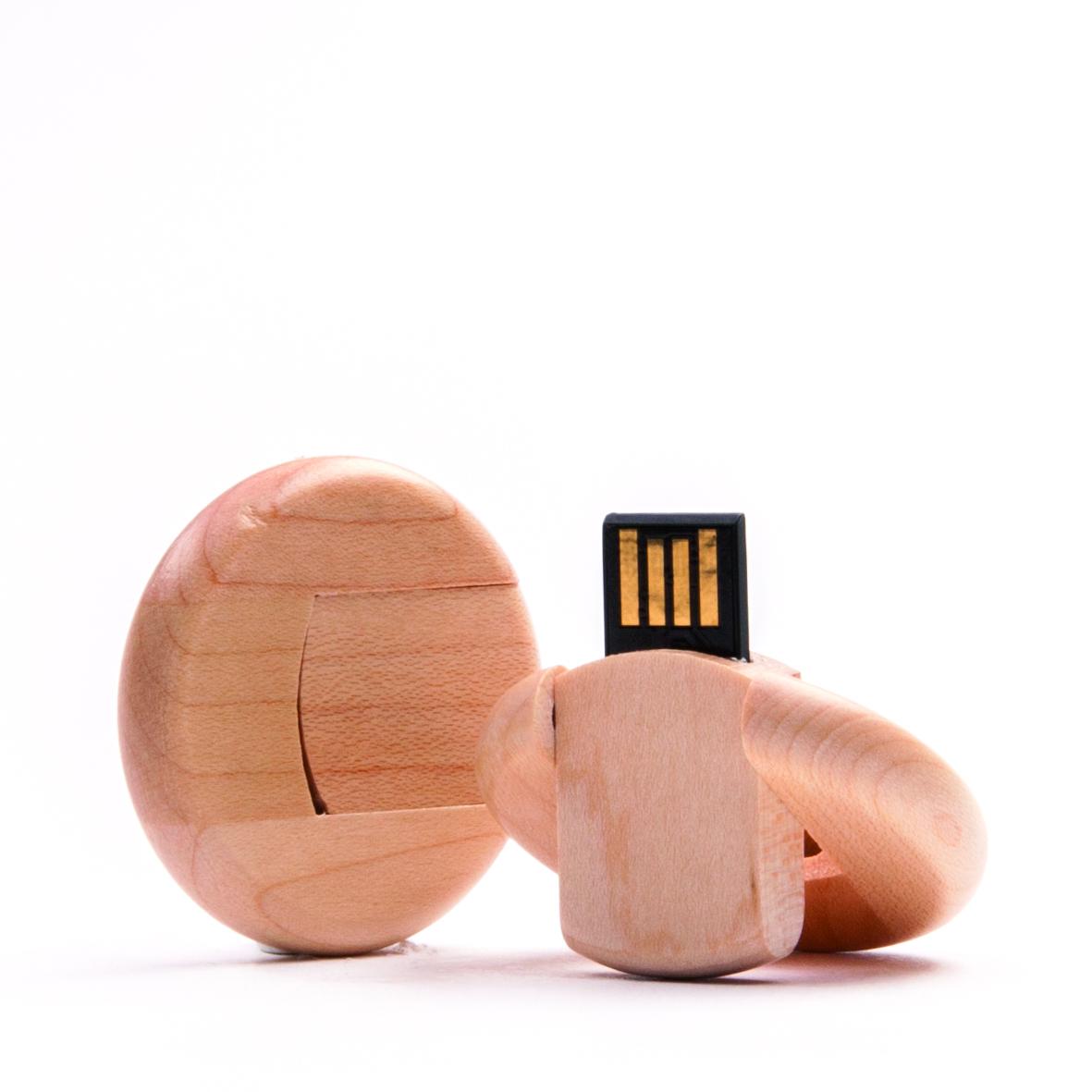 Cookie Holz-USB-Stick