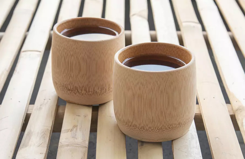 Bamboo Cup - Promotional Article