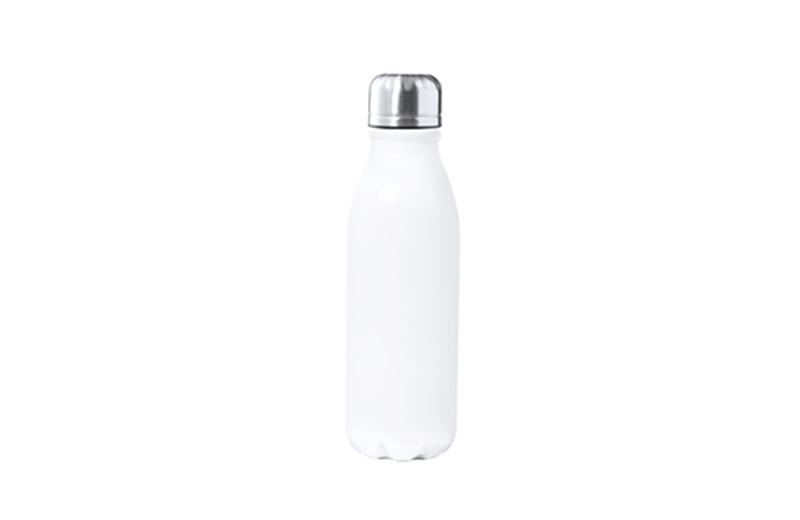 BUDGET Alu-Trinkflasche